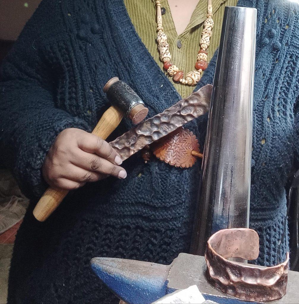 Making Copper Pipe Cuffs Fantasy 8 & Fantasy 9